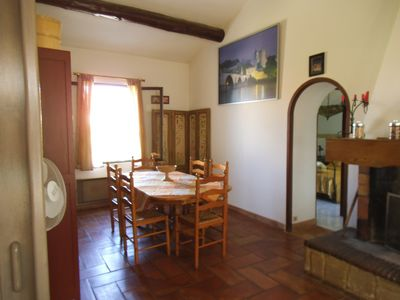 Photo for The blue porch apartment in Pernes les Fontaines