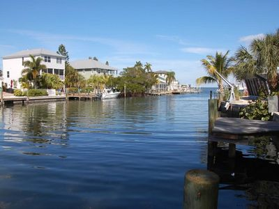 Photo for Canal home walking distance to the beach