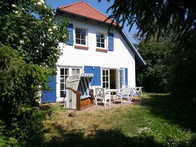 Photo for Spacious house in country style fish, large garden, located in the village center, quiet