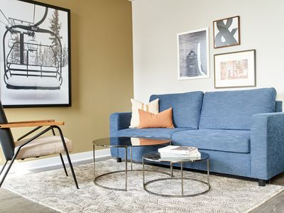 Photo for Sonder | Luna Apartments | Ideal 2BR + Laundry