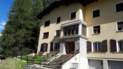 Photo for Holiday apartment Pontresina for 4 persons with 2 bedrooms - Holiday house