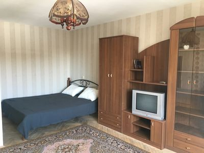 Photo for Petrogradka Apart with1 bed room