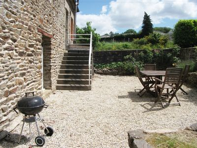 Photo for Pet friendly cottage, WiFi, village location, base for Loire, Brittany, Normandy