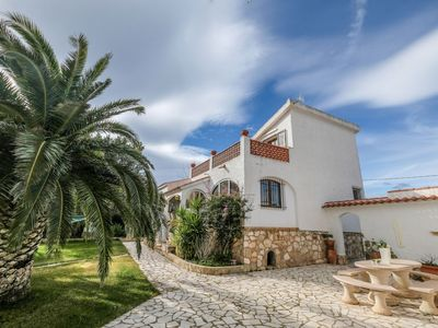 Photo for Vacation home Reny in L'Ampolla - 8 persons, 3 bedrooms