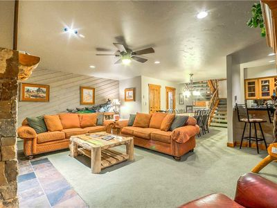 Photo for Fantastic Summer Condo - Amazing Steamboat Location With Mountain Views!
