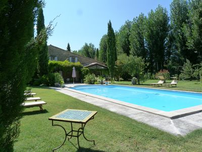 Photo for 4BR Mas Vacation Rental in L'isle-Sur-La-Sorgue, Provence-Alpes-Côte-D'Azur