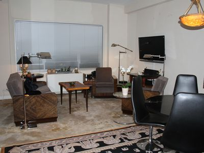 Photo for Upscale, large, high-ceilings, mid-town doorman NYC apartment centrally located