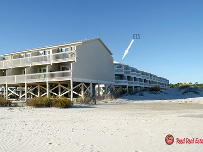 Photo for Sugar Shack E-12 - Great 3 Bedroom Townhome located in Ft. Morgan Townhomes