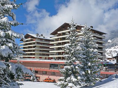Photo for Apartment Les Arcades 61 in Verbier - 6 persons, 2 bedrooms
