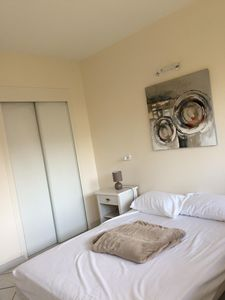 Photo for 3 rooms calm and well exposed 5 minutes from the beaches of La Croisette