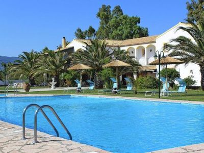 Photo for Residence Corfu Sea Palm, Roda  in Korfu - 4 persons, 2 bedrooms