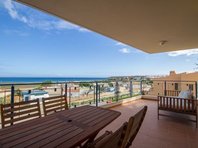 Photo for Luxury, Beachfront 2 Bedroom Apartment, Mira Baia