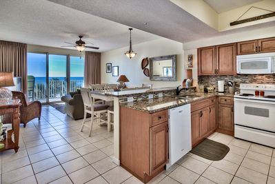 Large, beautifully appointed oceanfront condo - relax and make yourself at home!