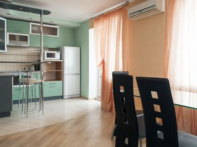 Photo for 3 bedroom apartment VIPclass Obolon