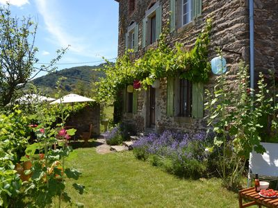 Photo for Country house in the Gorges de l'Allier in Auvergne.