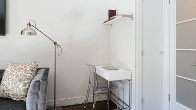 Photo for Private Adjoining Queen Studios with Kitchenette in Luxury Townhouse