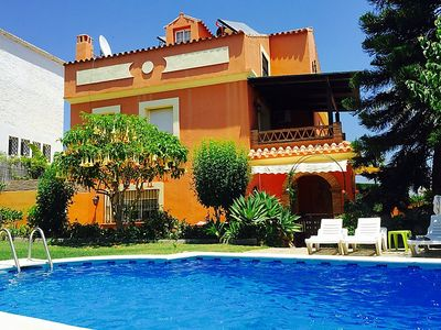 Photo for Vacation home Montecarlo  in Marbella, Costa del Sol - 10 persons, 5 bedrooms