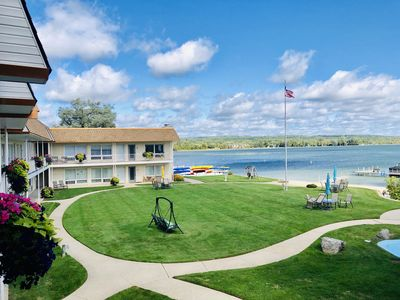 Photo for *Crooked Lake Waterfront Condo*