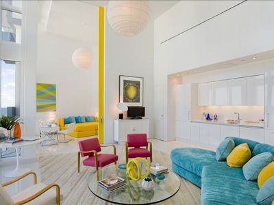 Photo for Setai Hotel 2 BR Luxury Condo Apartment in South Beach