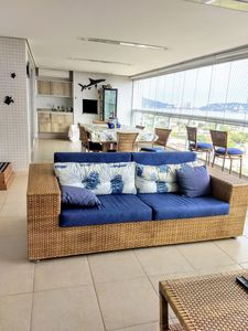 Photo for 4 suites, sea view, full leisure
