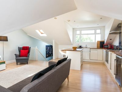 Photo for Luxury & Sunny & Quiet Apartment in Clapham South (Zone 2)