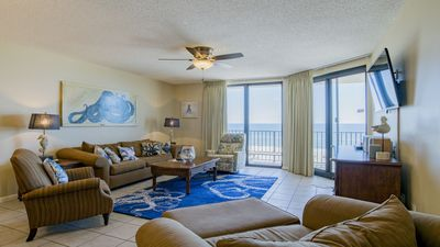 Photo for Great 4th Floor 3br Beachfront Phoenix X Condo!!
