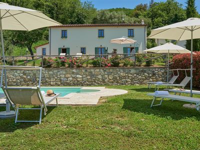 Photo for 7BR Villa Vacation Rental in Monsummano Terme, PT