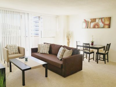 Photo for 1BR Beautiful Balcony View, Santa Monica