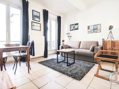Photo for Charming studio at 2 steps from the Rue d'Antibes