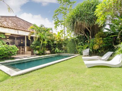 Photo for Tropical Garden 2 Beds Villa Seminyak