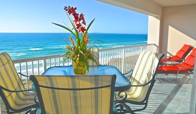 The Navarre Regency Provides Guest w/ Exceptionally Large Private Balconies