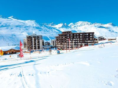 Photo for Nice apartment in a modern chalet at 250 m. from a ski lift