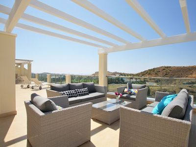 Photo for Luxury penthouse with great views