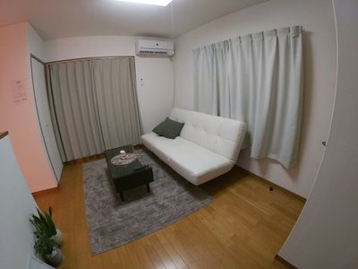 Photo for Private house, 3 minutes walk from station, Tenjinbashi shopping street, no transfer to Osaka Castle Park or USJ