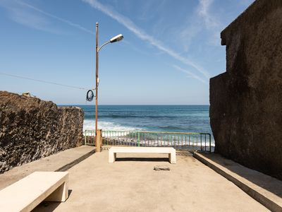 Photo for Renovated Apt. Next to the Sea