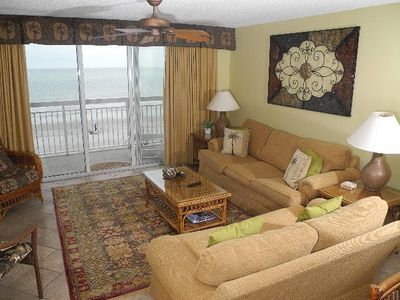 Photo for Crescent Shores Oceanfront Unit 309! Stunning Condo. Book your get away today!