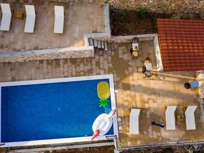 Photo for Brand new villa & pool with panoramic view
