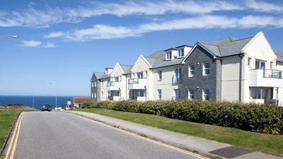 Photo for Luxury Sea View Apartment In Pentire, Newquay
