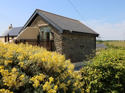 Photo for OAK COTTAGE, family friendly, with a garden in Tregony, Ref 984428