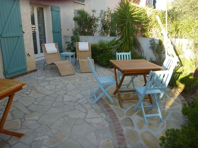 Photo for NARBONNE-PLAGE : Spacious 3 bedroom Villa