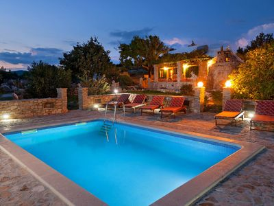 Photo for Luxury eco-friendly homes with private swimming pool!