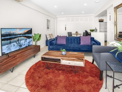 Photo for Stylish 2-Bed Apartment With Sweeping River Views
