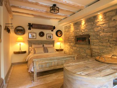 Photo for ISLAND MILL GETAWAY~MILLERS RETREAT PRIVATE SUITE~WATERFALLS~HOT TUB~BOATS~BIKES