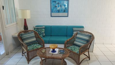 Photo for 3BR Apartment Vacation Rental in Praia do Una, SP