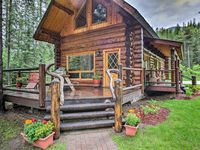 Fantastic cabin with incredible hosts!