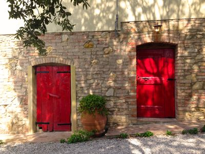 Photo for 2BR Farmhouse Vacation Rental in Montaione, Tuscany