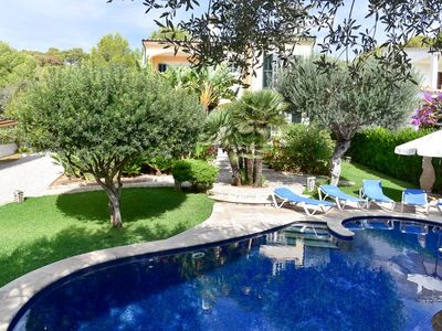 Photo for Wonderful holiday home Mara in Alcanada, a district of Alcudia. Only 350 meters from the beach. For 8 people, private pool.