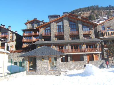 Photo for Apartment 4 people 500m from the Granvalira ski slopes