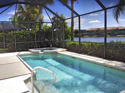Photo for Beautiful Pool And Spa Home In Gated Golf Community With New Furnishings