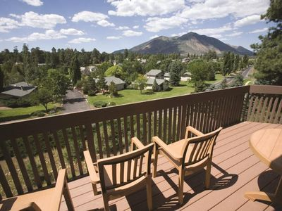 Photo for Flagstaff, AZ: 1 Bedroom: Top-Rated Resort Near Grand Canyon, Swim & Golf Onsite